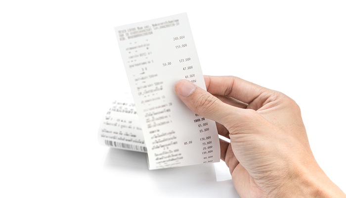The cash receipts basis of accounting for VAT